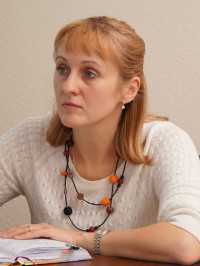 Гаєвська Наталя Миколаївна